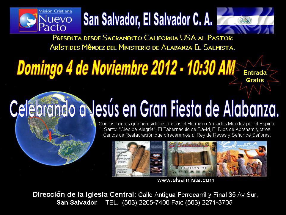 El Salvador Nuevo Pacto